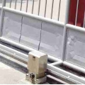 Lắp đặt Cổng trượt tự động tại Văn phòng Tỉnh Ủy Điện Biên