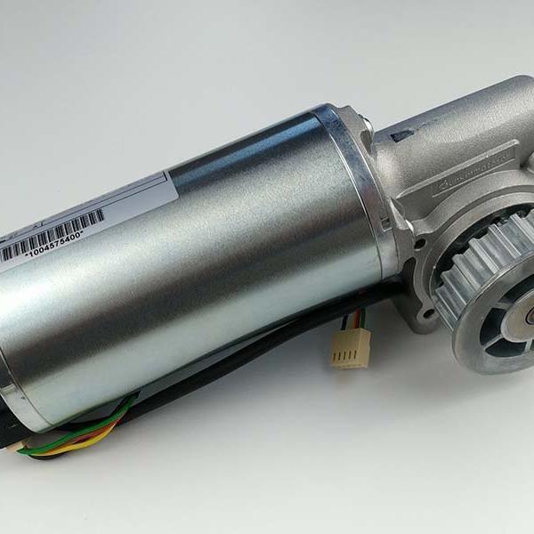 Motor được xem là xương sống của hệ thống cửa