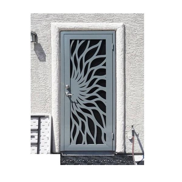 Hình minh họa cổng sắt mỹ thuật