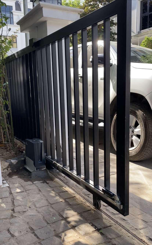 mô tơ cổng trượt V2 500 kg