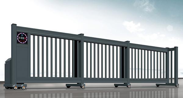 Cổng trượt ngang là mẫu cổng bán chạy nhất hiện nay
